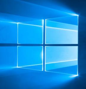 Bildschirmfoto vom Windows 10 Desktop Hintergrund