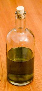 Olivenöl.